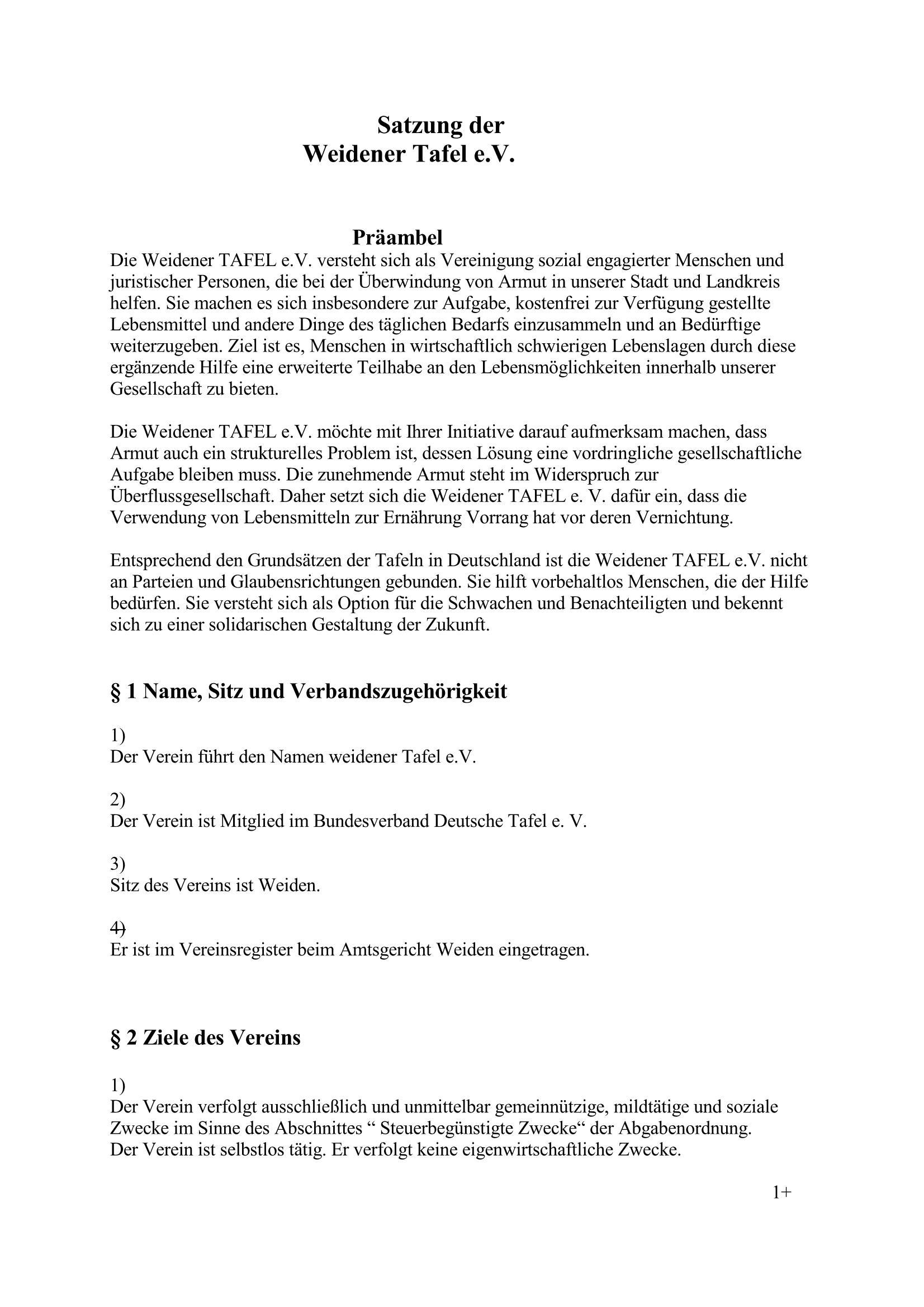 Satzung 2010.S.1