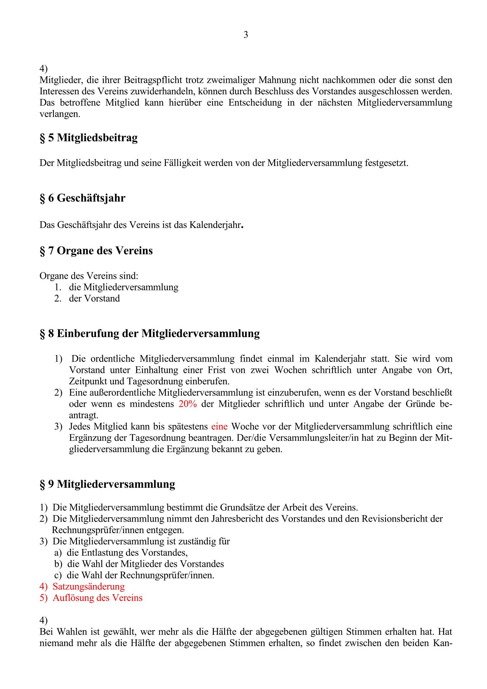 Satzung 2017. S.3